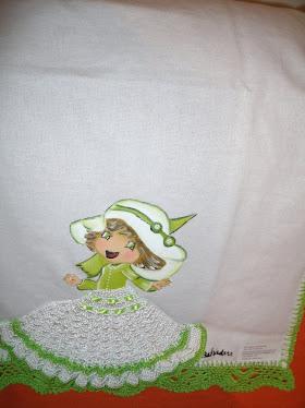 toalha de prato