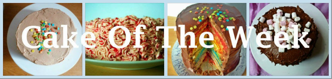 Cake Of The Week