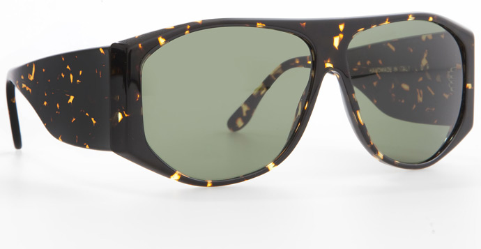 Buy contrast, buy colour: LGR 2012 sunglasses: Carthago