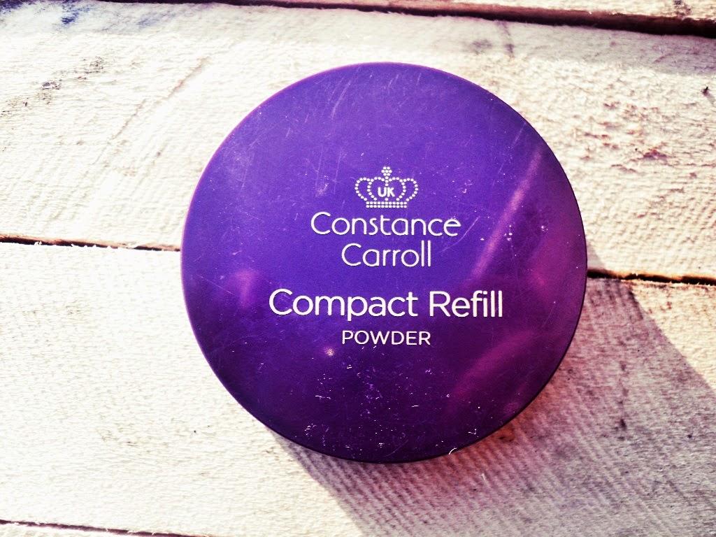 Constance Caroll Compact Refill  , puder w kamieniu - 18.Ivory