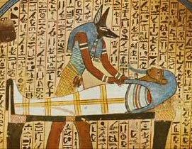 التحنيط فى مصر القديمة