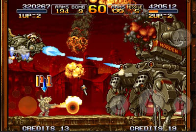 Metal Slug 2 Screenshots 1