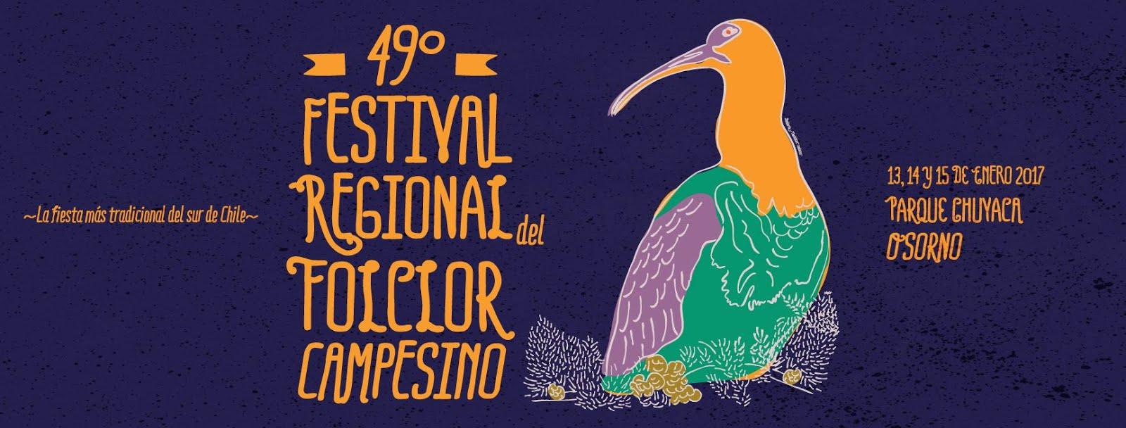 49° Festival del Folclor Campesino