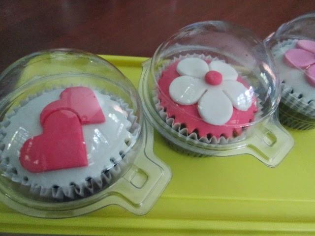 kuching cupcakes