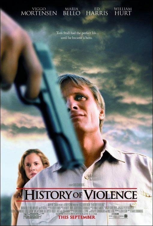 Ver Una historia de violencia (2005) Online