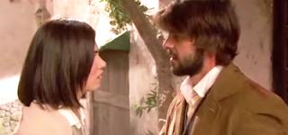 Gonzalo e Maria insieme Il segreto