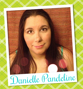 Danielle Pandeline - Newton's Nook Designs - Design Team - January-June 2014