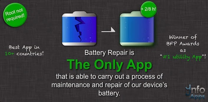 Battery Repair (Doctor Boost) v2.0 APK