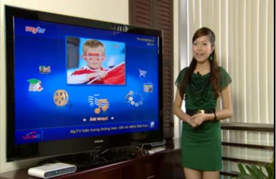 Video  Hướng dẫn sử dụng dịch vụ MyTV