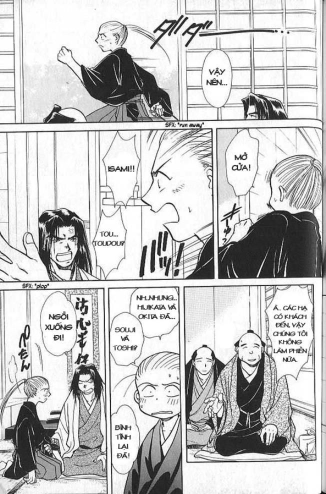 Soshite Haru No Tsuki chap 4 - Trang 6