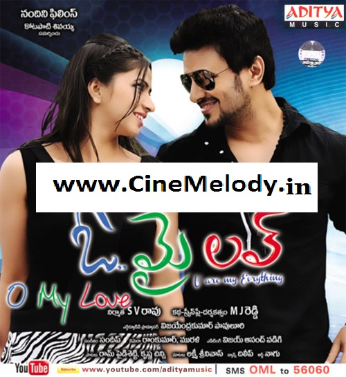 Oh My Love Telugu Mp3 Songs Free  Download -2013