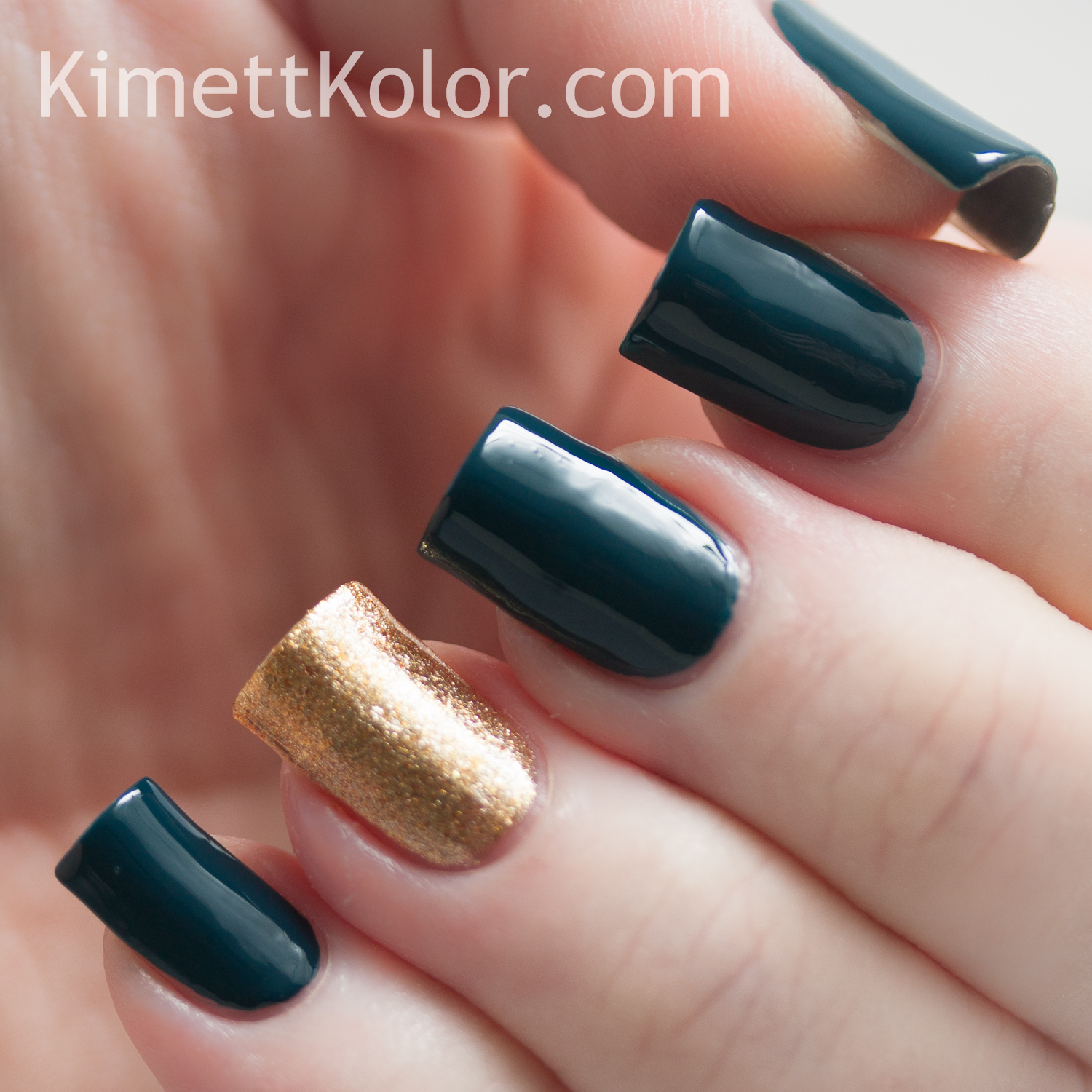 Mint Teal be Gold for New Year\'s Eve   Kimett Kolor