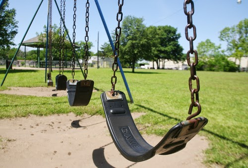 Where are all the swings?