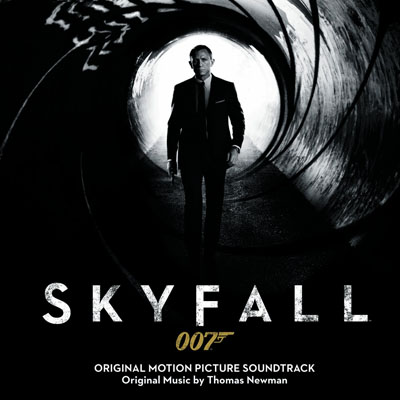 Skyfall soundtrack Thomas Newman