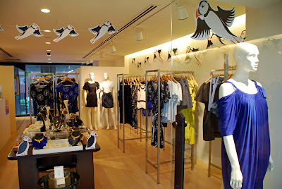 Hansel store in Mandarin Gallery, Orchard Road, Singapore