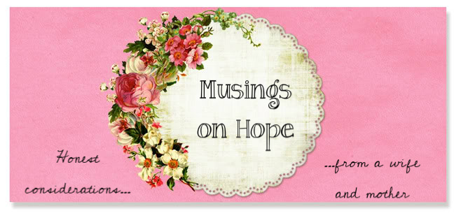 Musings on Hope
