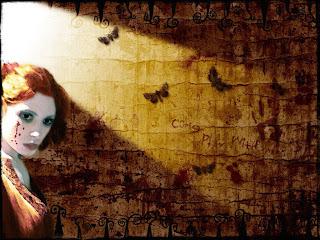 Emelys Playground Dark Gothic Wallpaper