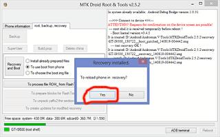 Cara Membuat CWM Sendiri Pada Android MediaTek 65xx