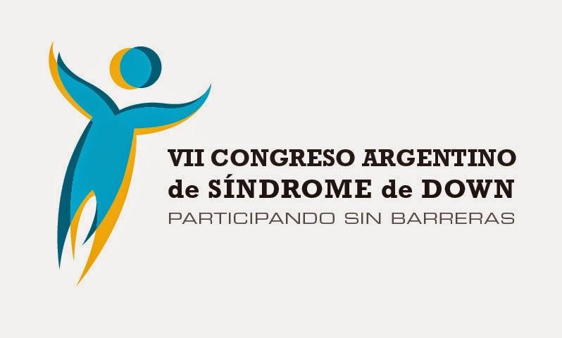 Estaremos en el VII Congreso Argentino de síndrome de Down