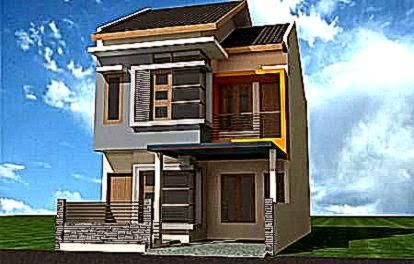Rumah Minimalis Bentuk Atap Rumah Minimalis 450x300 Download