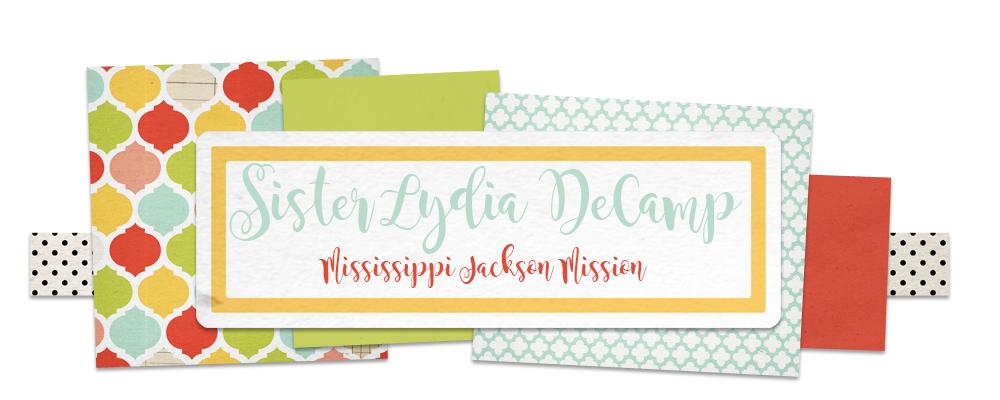Sister Lydia DeCamp