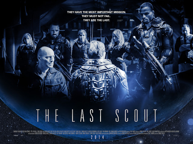 The Last Scout Poster