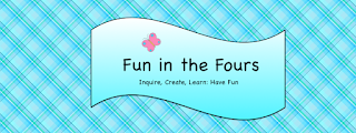Fun in the Fours - inquire, create, learn