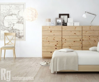 Cozy Dan Comfy Desain Kamar Tidur Skandinavia