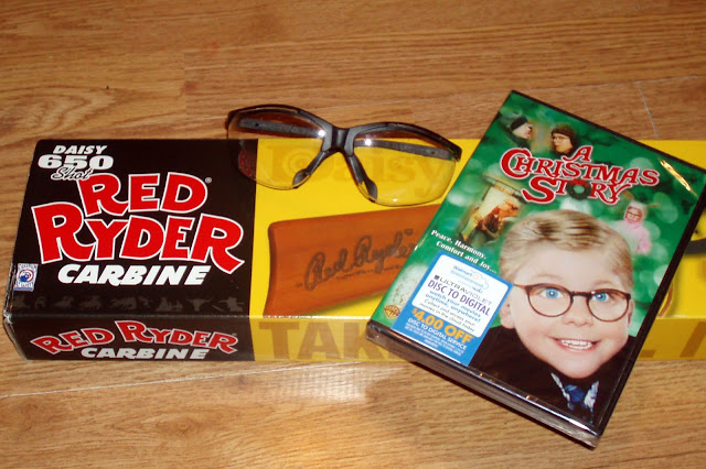 A Christmas Story and Daisy Red Ryder