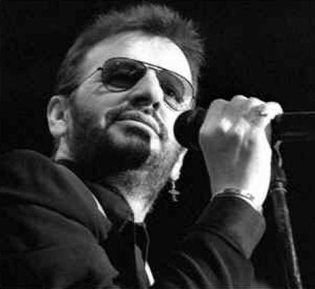 Song Lyric Of The Day Ringo Starr Throwing Off Weight World