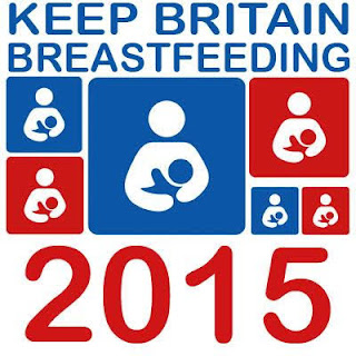 Keep Britain Breastfeeding 2015