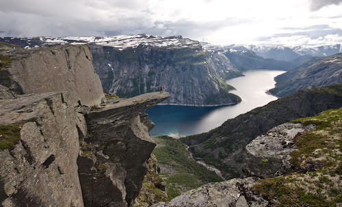 Amazing Cliffs of Norway- BASE Jumpers Paradise