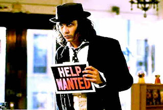 Johnny D asks for help wanted
