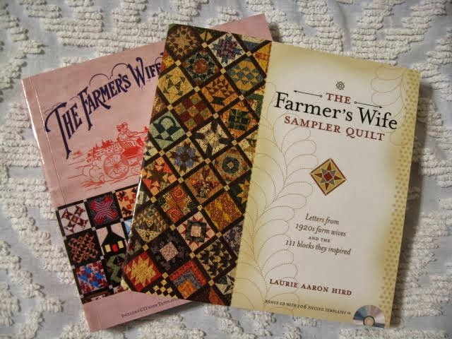 The Farmer's Wife Quilt Books