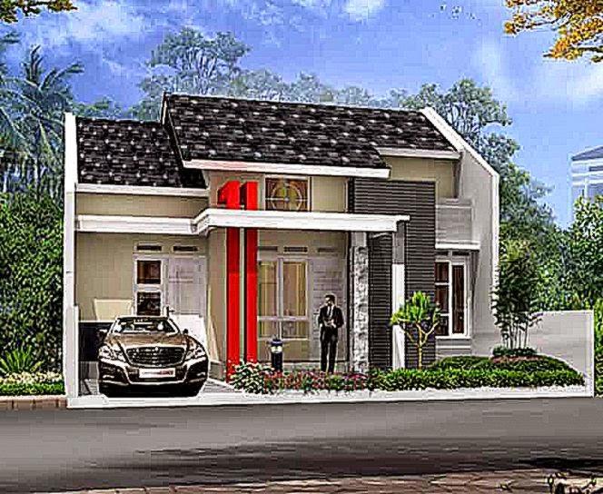 Sketsa Rumah Sederhana Minimalis 1 Lantai 2015   Desain Gambar