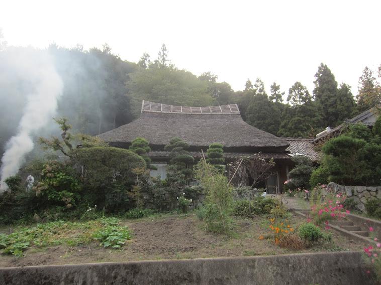 茅葺屋根古民家 約築250年