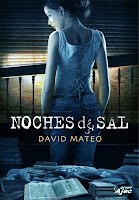 """Portada de """"Noches de sal"""""""