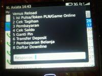 Panduan Cara Transaksi Bebas Pulsa via UMB Venus Reload Bisnis Pulsa Online Termurah Tangerang Jakarta Bogor Bekasi