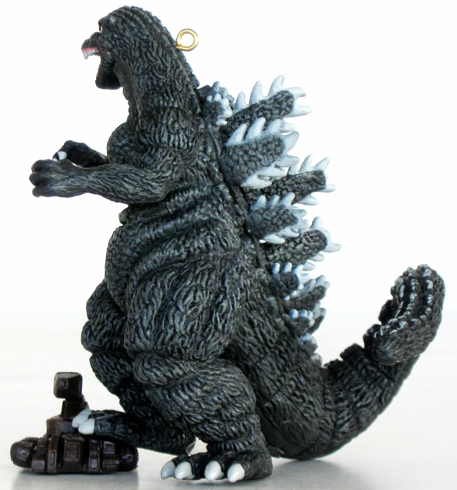 Toys And Stuff American Greetings 2012 Godzilla Ornament W Sound