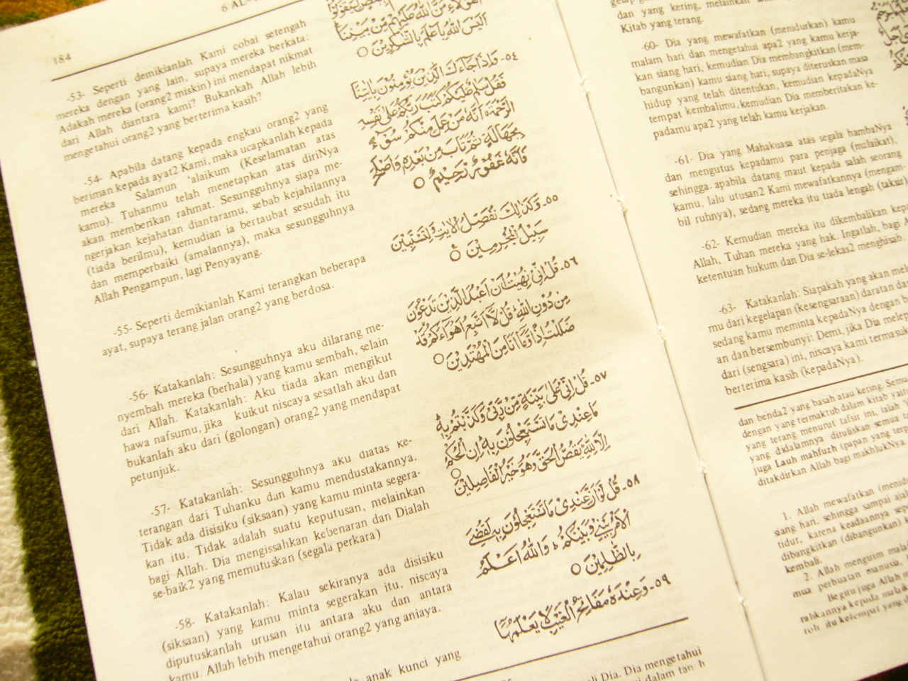 download al quran tulisan latin