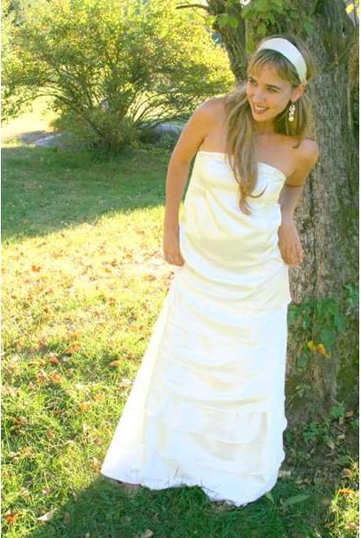 autumn maternity wedding dresses
