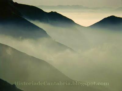 Típica imagen de Cantabria