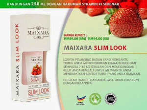 Maixara Slim Look Lotion
