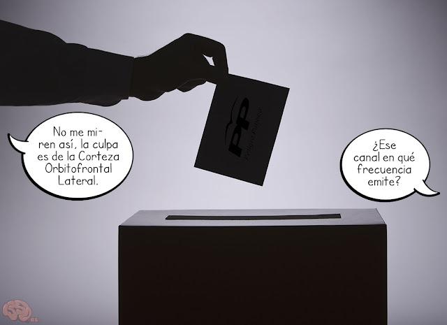 Voto decidido