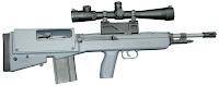 AWC G2 sniper rifle