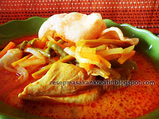Resep Sayur Labu Siam Lebaran