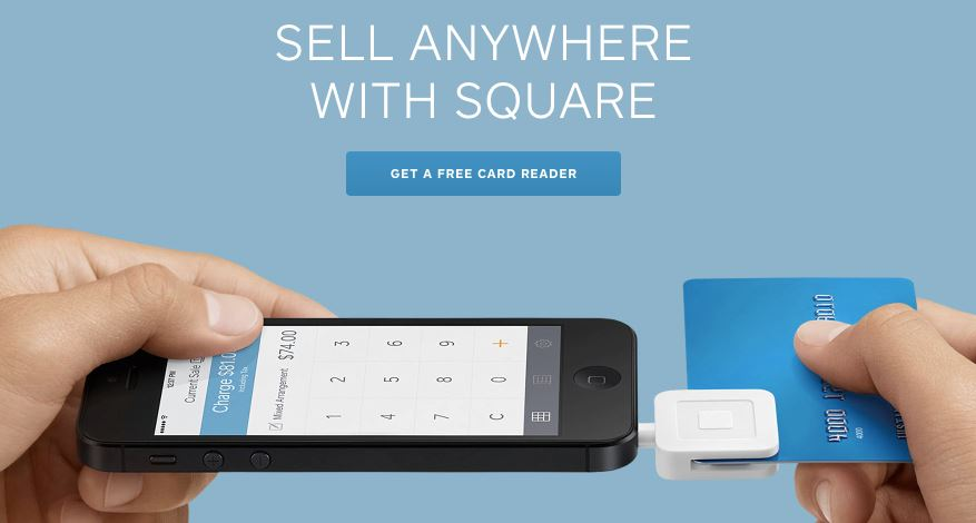 Process $1,000 for free w/ Square & get a free reader! Click the image below to sign up