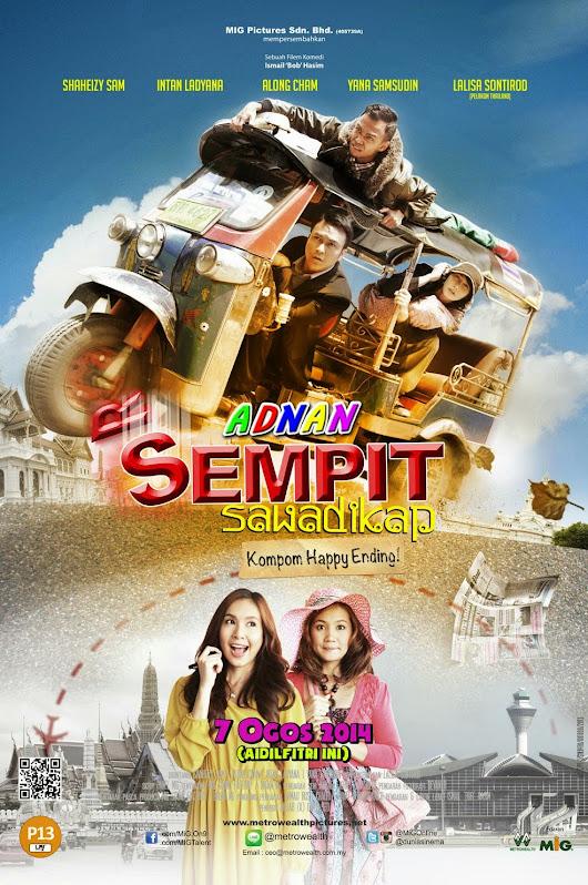 7 OGOS 2014 - ADNAN SEMPIT SAWADIKAP