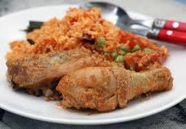 Resep Ayam Beras Merah