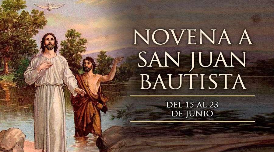 Novena de San Xoán